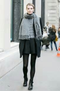 Chic street style dress like a french woman fashiongum com