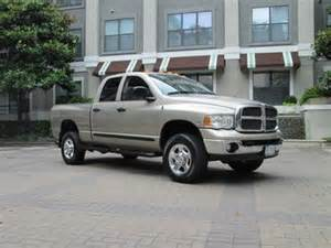 buy used 2005 ram2500 5 9l diesel 4x4 crew cab 6 speed