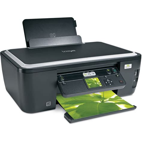 lexmark s505 intuition wireless all in one inkjet printer