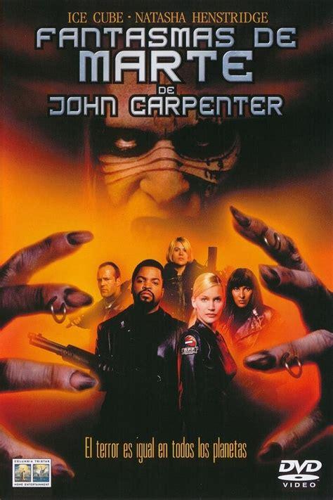 film ghost of mars ghosts of mars 2001 posters the movie database tmdb