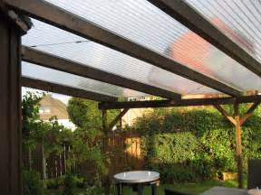 wintergarten plexiglas terrassen 252 berdachung stegplatten plexiglas resist 174 nd