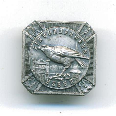 silberner knopf silberner falkenknopf der preu 223 ischen einwohnerwehren
