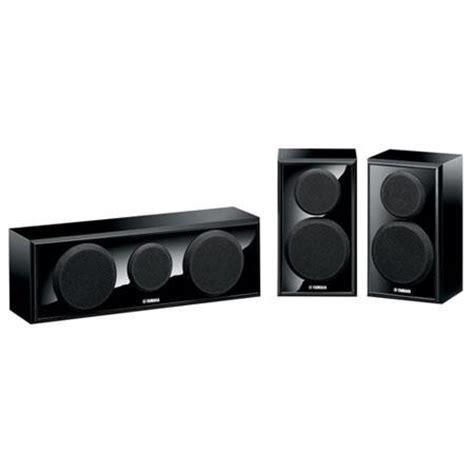yamaha ns p150 floor standing home theater speaker package