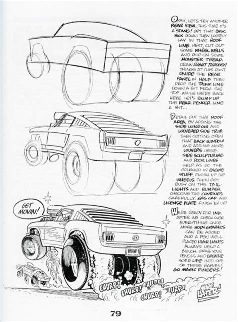 how to draw a rod step by step cars draw cars hotrodhotline