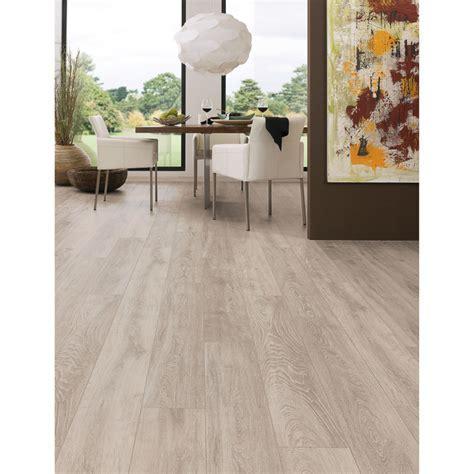 Winterfold Grey Oak Effect Laminate Flooring   Tiling