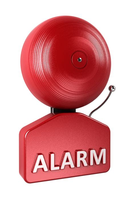 Alarm Bell alarm where are your risks and issues monitored arra