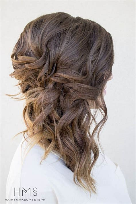 Wedding Hairstyles Hair Photos by Wedding Hairstyles Medium Length Best Photos Page 3 Of 4
