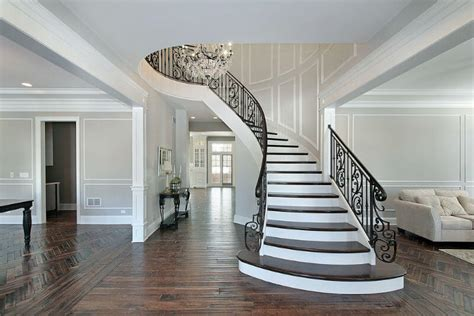 French Provincial Floor Plans by 33 Sensational Wooden Staircase Design Ideas Photos