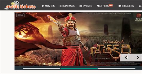 bookmyshow hyderabad leading ticket booking portal book my show now expands