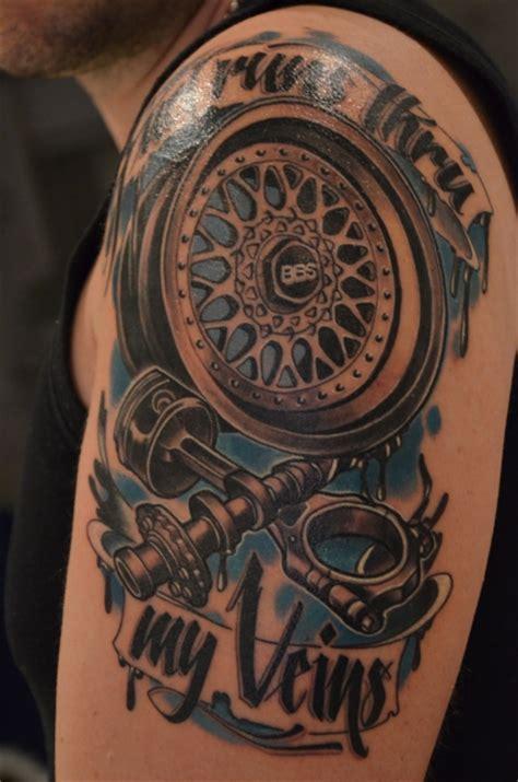 frankster mein neues aufm oberarm tattoos von tattoo