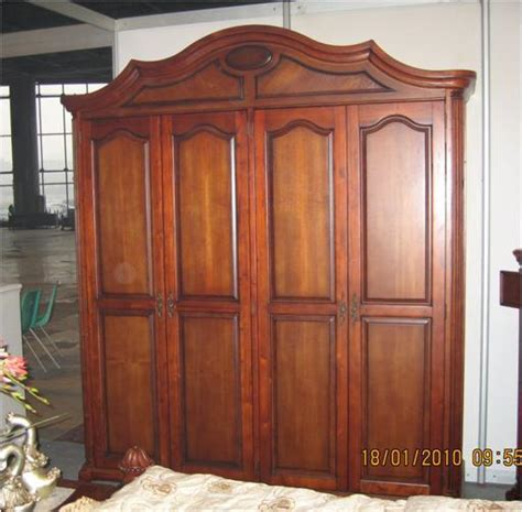 Wooden Furniture Wardrobe China Solid Wood Wardrobe Wood Furniture Msgy01028