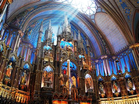 where does a st go 10 must see attractions in montreal and quebec city
