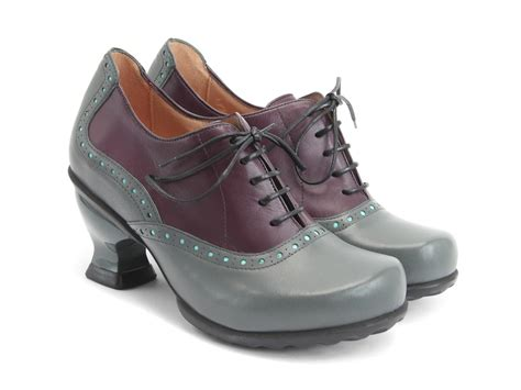 fluevog shoes fluevog shoes shop may teal purple brogued lace