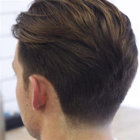mens hairstyles back of head hairstyles for men back of head life style by