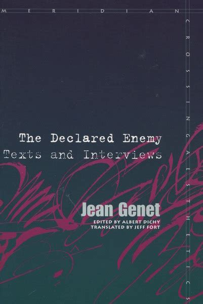 the enemy within separation theory and voice therapy books the declared enemy texts and interviews jean genet
