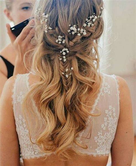 hairsyles worn up 30 romantic wedding hairstyles for long hair trend to wear