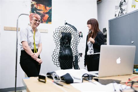 design engineer intel intel and chromat engineer a breathable shape shifting