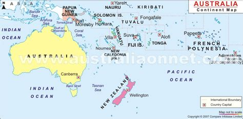 australia continent map opinions on australia continent