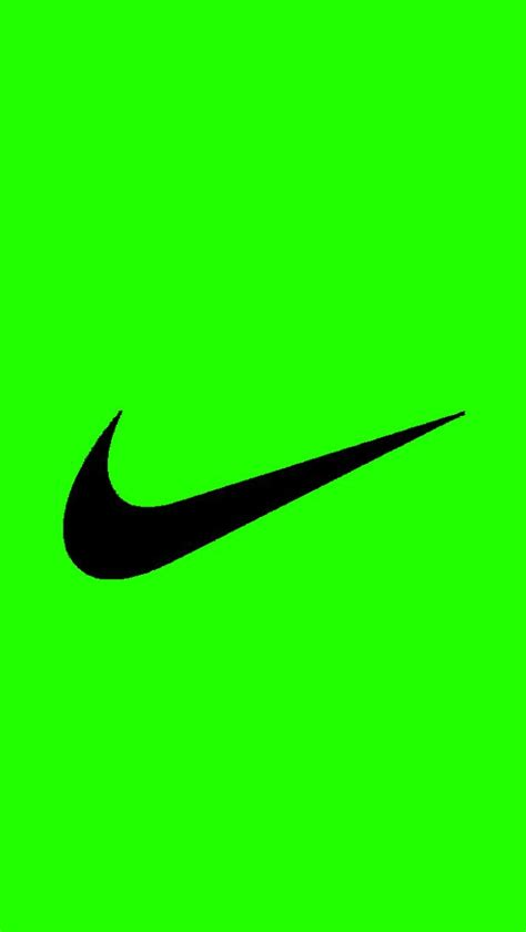 wallpaper nike green download green nike logo wallpapers to your cell phone