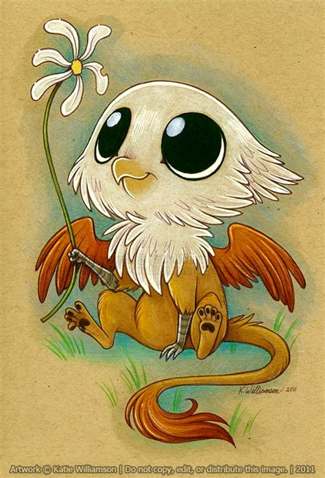omg baby gryphon dragons gryphons and other