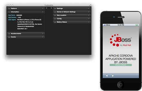 android studio cordova tutorial aerogear tutorial android development w phonegap