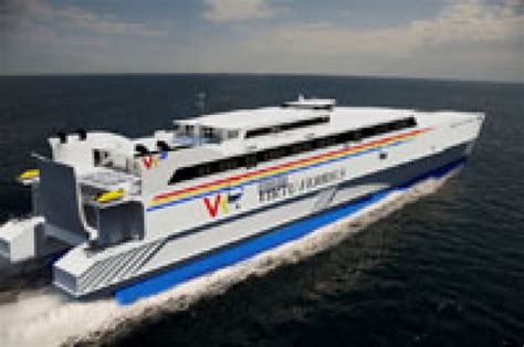 catamaran ferry malta new hi speed catamaran for virtu ferries ship2shore