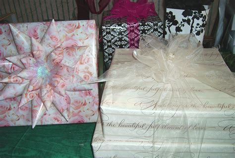 Wedding Gift Wrapping Ideas wedding gift wrapping ideas savvy entertaining