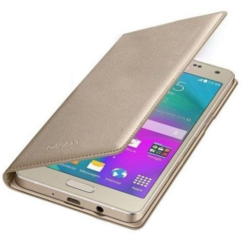 Flip Samsung Galaxy J3 Pro buy leather flip cover for samsung galaxy j3 pro gold high quality at lowest price