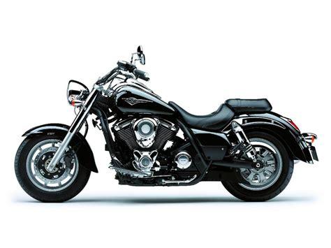 Classic Cruiser Motorrad by Kawasaki Cruiser 2012
