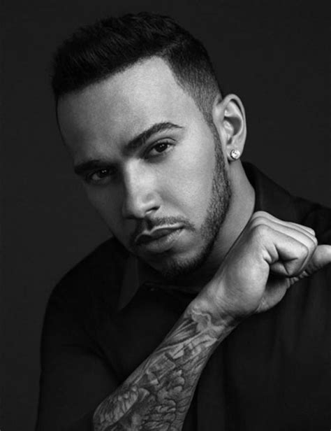 lewis hamilton is the new brand ambassador for l or 233 al men