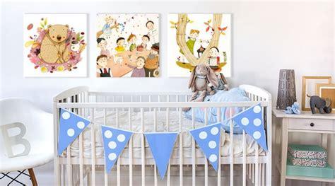 kinderzimmer bilder babyzimmer wandbilder