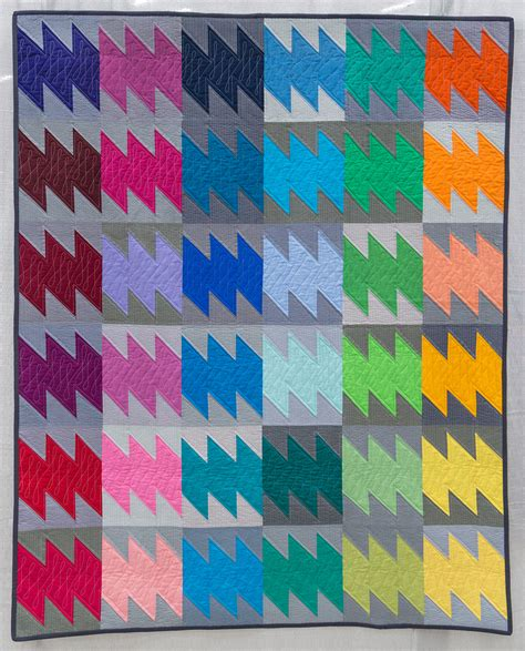 San Antonio Modern Quilt Guild by Quilt 6 By Rodriguez 2014 The Modern Quilt Guild