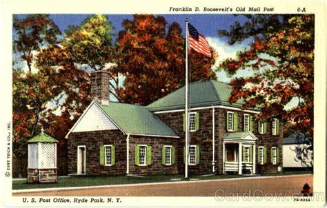 Hyde Park Post Office by U S Post Office Hyde Park Ny