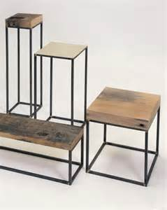 Metal Chairs Design Ideas Modern Interiors Dining Room Design Ideas Recycled Timber Tables