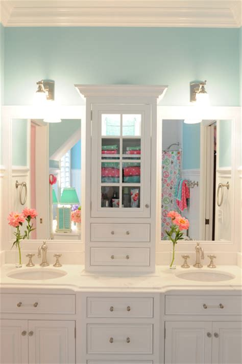 boy and girl shared bathroom decorating ideas girl s bathrooms traditional bathroom new york by