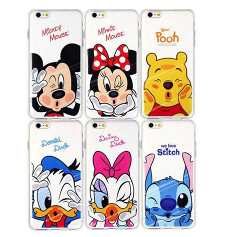 Mickey And Minnie Q0230 A3 2017 Print 3d Samsung dr 244 le minnie mickey de dessin anim 233 tpu cas pour apple iphone 5 5s 5 5s 5se se caract 232 res imd