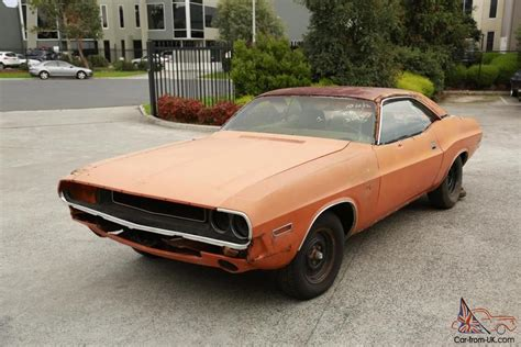 Auto Rally 1970 by 1970 Dodge Challenger Rt Se 383 V8 727 Auto Rally Gauge 8