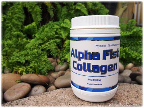 Alpha Collagen malaysian lifestyle mega alpha fish collagen effective