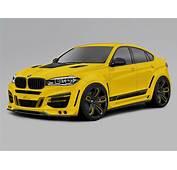 Fotos De BMW Lumma Design X6 CLR R 2014  Foto 5