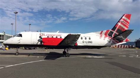 loganair scotland s airline connecting carlisle and the lake district with the south east of