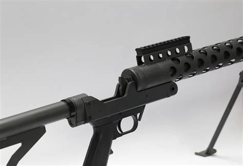 affordable 50 bmg a bmg for the masses the serbu rn 50 the firearm