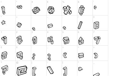 font kotak kotak font urbanfonts com
