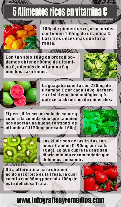 alimentos q contienen fluor 6 alimentos que contienen mas vitamina c que las naranjas