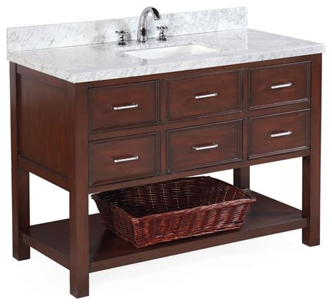 Bathroom Vanities Nh new hshire 48 quot bath vanity bathroom