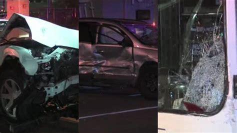 car crash philadelphia car accidents 6abc