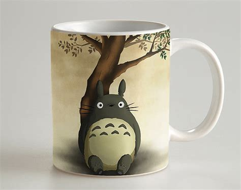 cool coffee cups aliexpress com buy cute my neighbor totoro cool photo