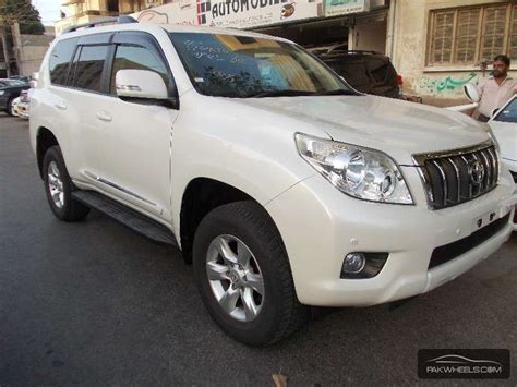 2010 Toyota For Sale Used Toyota Prado Tx 2010 Car For Sale In Karachi 873588