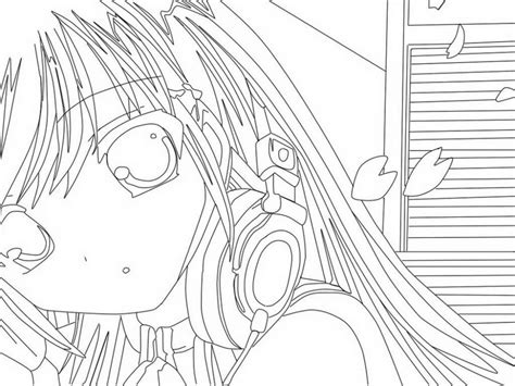 anime girl coloring pages to print anime coloring pages printable for 424294 171 coloring pages