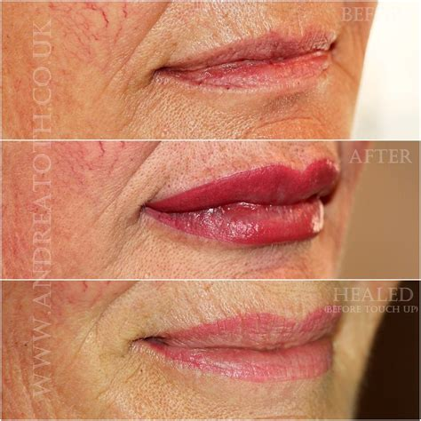 lip semi permanent makeup make up pinterest