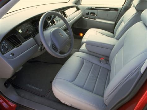 1999 lincoln town car reviews 1999 lincoln town car reviews specs and prices cars